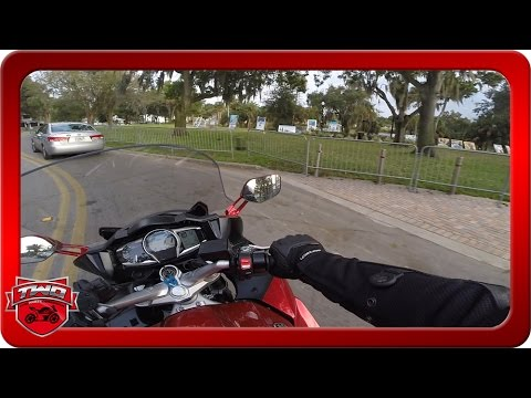 Riding Around New Port Richey FL Talking About YouTube Testing