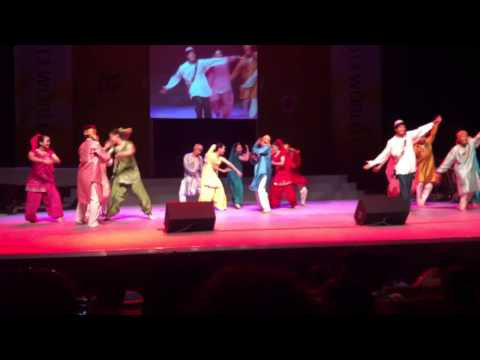 Lincoln Students Dance Group- Dhadak Dhadak by Udit Narayan