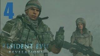Resident Evil Revelations Walkthrough (ITA)-4- Trappola