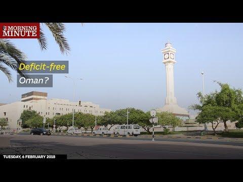 Deficit-free Oman?