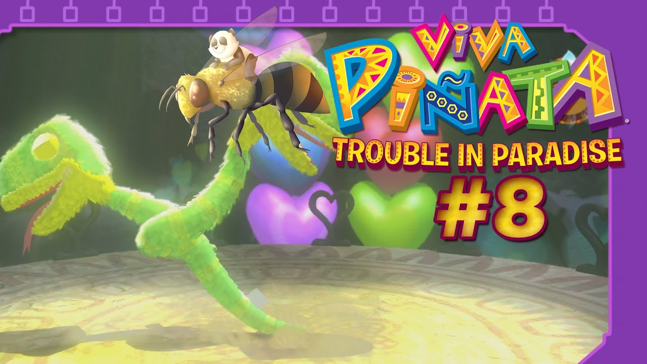 Watch How to Evolve a Newtgat Into a Salamango on Viva Piñata video