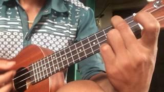 hướng dẫn intro duyên phận ukulele_ by MT