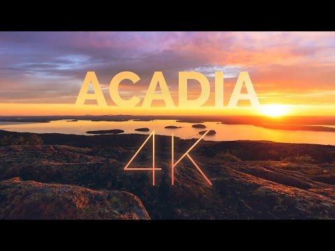 Acadia National Park - 4K Hyperlapse/Timelapse