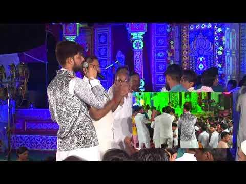 Khatu Shyam Bhajan Dhamal - Shyam Singh Chouhan Khatu, Naraingarh 2017
