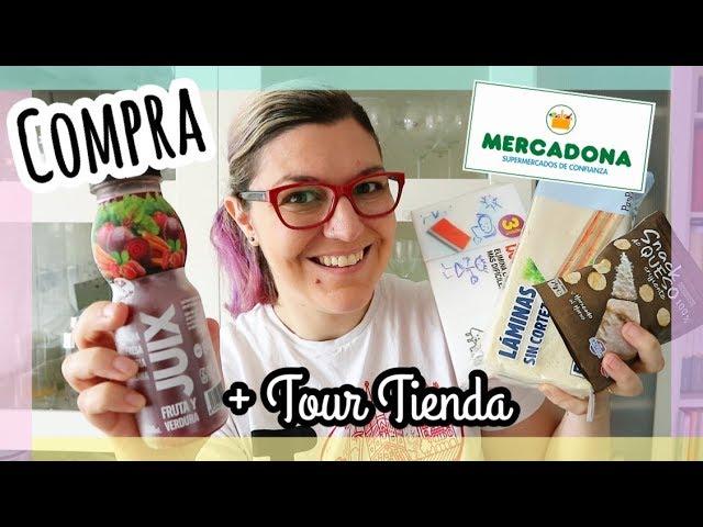 COMPRA MERCADONA | Novedades MERCADONA + Tour Tienda
