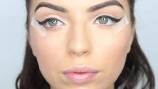 Valentines Day/Date Make Up Tutorial Flicks and Lips