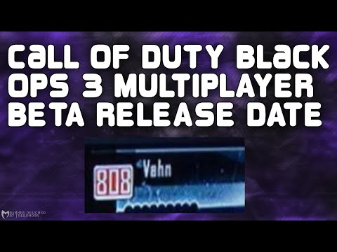 Release date of black ops 3 in Melbourne