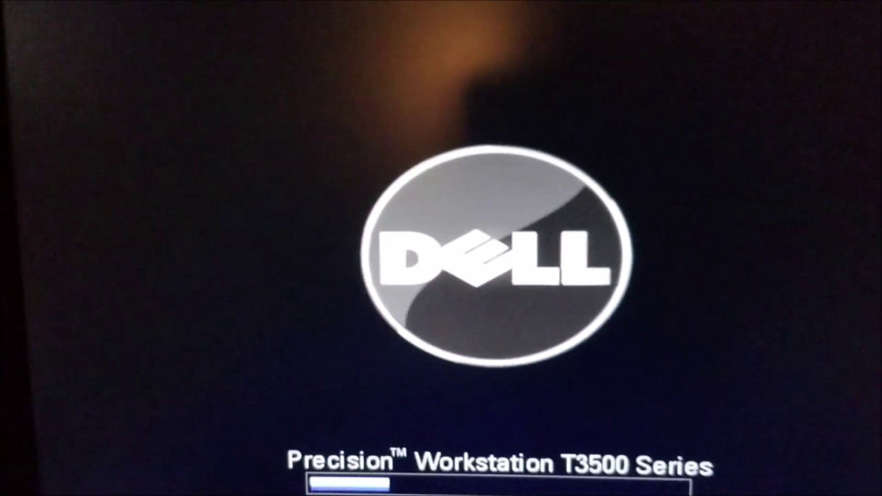 Dell Precision T3500/T5500 Boot Sequence Setup in Bios and Flash Drive Boot