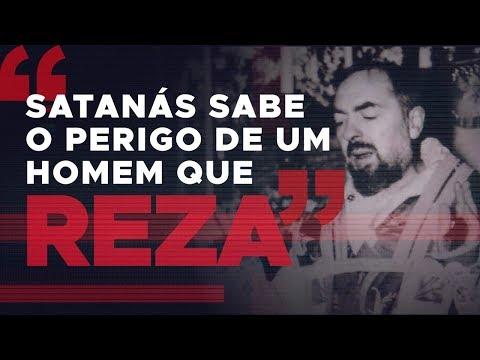 """Padre Paulo Ricardo: """"Satanás sabe o perigo de um homem que reza!"""" thumbnail"""