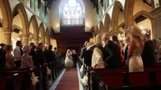 Wedding at Monton Church Manchester