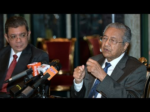 Dr M also shocked by LGE's acquittal
