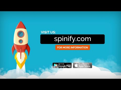 Spinify - Lively Leaderboards