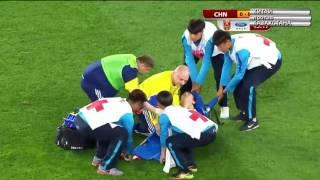 Футбол Китай-Казахстан счет 0:1 China vs Kazakhstan Goal Highlights football 2016