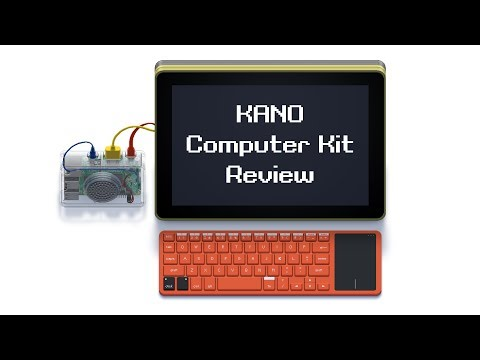 Kano Computer Kit — Retronator First-Person Review