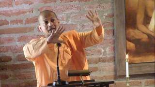 """""""Heart of Awareness"""" Q&A Session with Swami Sarvapriyananda"""