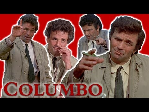COLUMBO MEETS JAWS