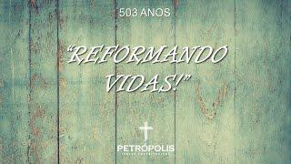 Pregação 1 Coríntios 15.1-4 - Reformando Vidas
