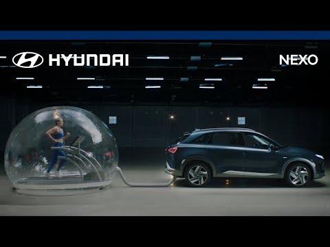"""Hyundai Nexo y Mireia Belmonte 40"""""""