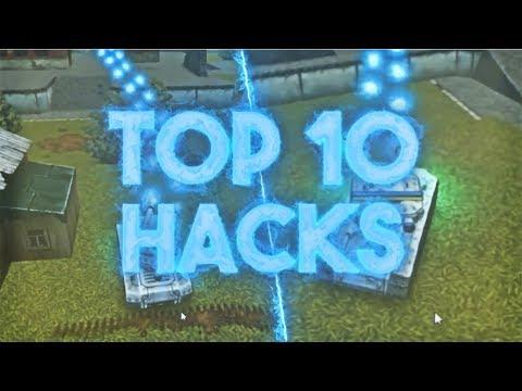 Tanki Online - Top 10 Hacks ! танки Онлайн
