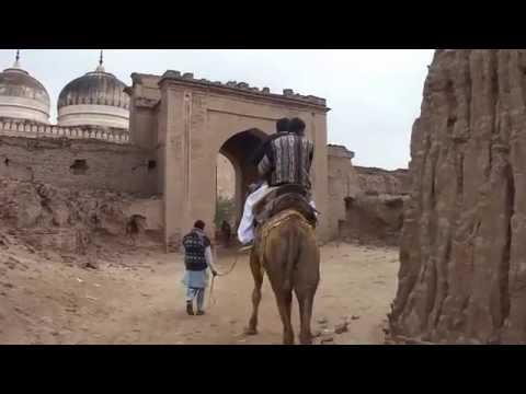 Derawar Fort Bahawalpur Cholistan Desert 14 Feb 2011 Pakistan