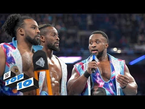Top 10 SmackDown Live moments: WWE Top 10, March 26, 2019
