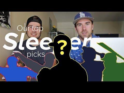 MUST HAVE sleeper picks on your Fantasy Baseball Team: Bro's Talk Baseball