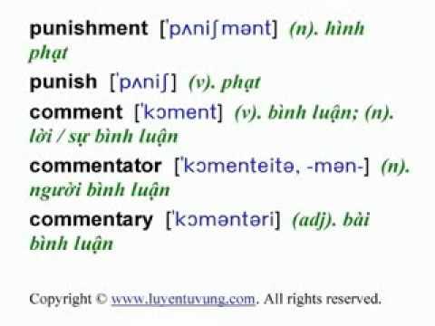 Learn English Vocabulary - Grade 10 - Unit 07 - Lesson 01.flv