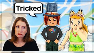 Ich THOUGHT SIE WAS MY FRIEND - Robloxian Waterpark Roblox lustige Momente