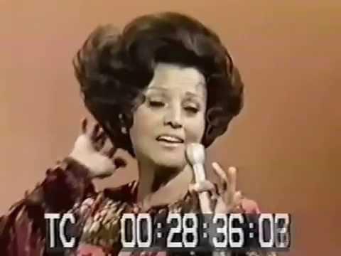Kay Starr, Hard Hearted Hannah, 1970 Color TV