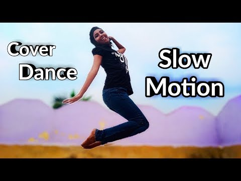 Slow Motion Song [Bharat] Easy Dance Step || Cover Dancing Version 2.0