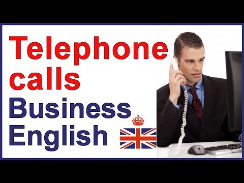 Business English - Telephone calls