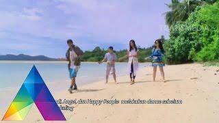 CELEBRITY ON VACATION - Liburan Ala Angelica Simperler Dan Jordi Onsu Di Padang(14/05/16) Part 2/3
