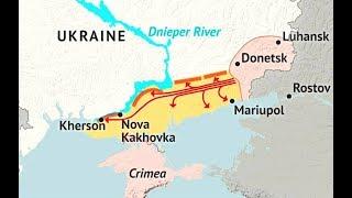 Сухопутный коридор в Крым