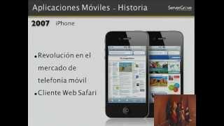 desymfony 2011 - Creación de aplicaciones móviles con Symfony2