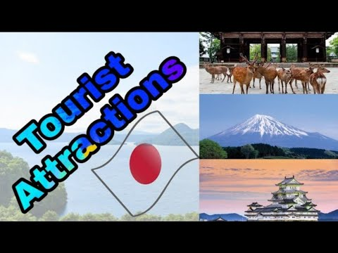 Tourist Attractions in Japan !! Surprising World !! Travel Guide