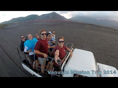 Vanuatu Mission Trip 2014 - GoPro