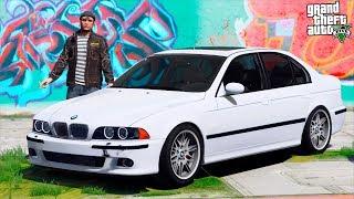 ЖИЗНЬ ВОРОВ ГТА 5 - ВЫШЕЛ ИЗ ТЮРЬМЫ И КУПИЛ BMW M5 E39! ПОСЕЛИЛСЯ В ГЕТТО РАЙОНЕ! 🌊ВОТЕР