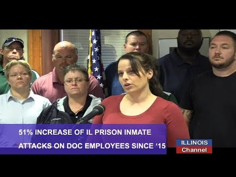 Correction Officers Say IL Prisons are Dangerously Understaffed