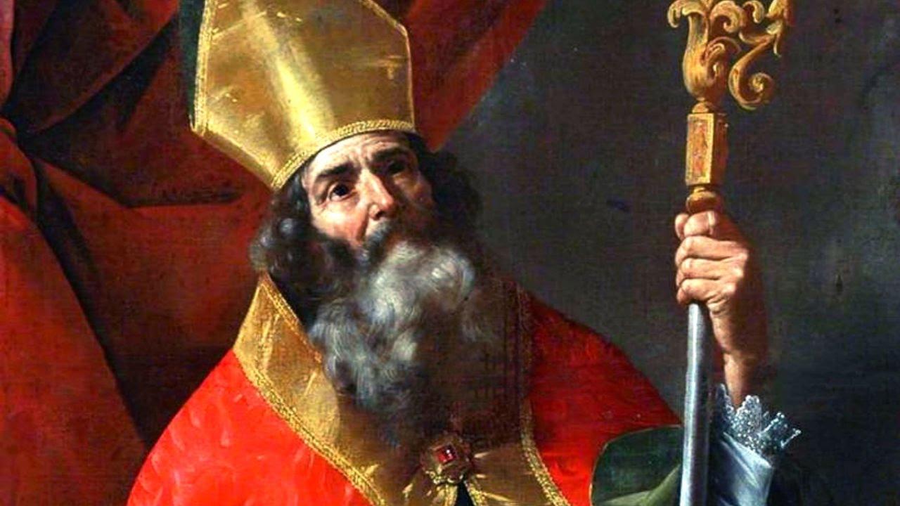 St  Ambrose - Saints & Angels - Catholic Online