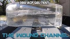 380ACP Gel Test (Underwood / Lehigh)