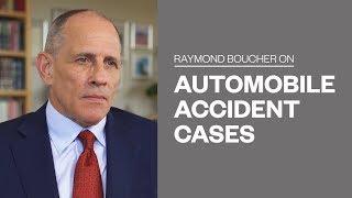 Automobile Accident Cases