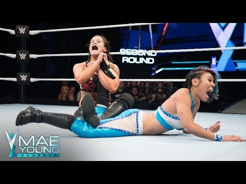 Mia Yim vs. Shayna Baszler - Second-Round Match: Mae Young Classic, Sept. 5, 2017