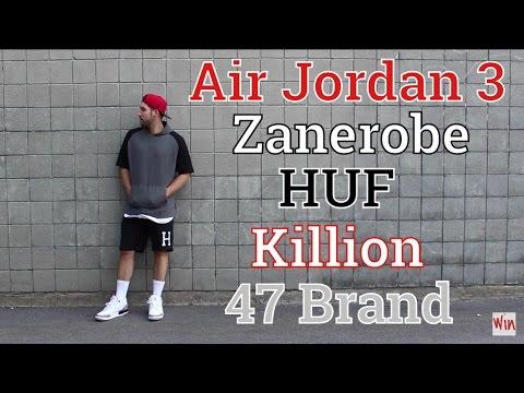 tom hayden - Detail for New Air Jordan 3