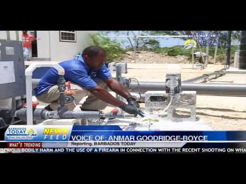 BARBADOS TODAY EVENING UPDATE - August 25, 2016