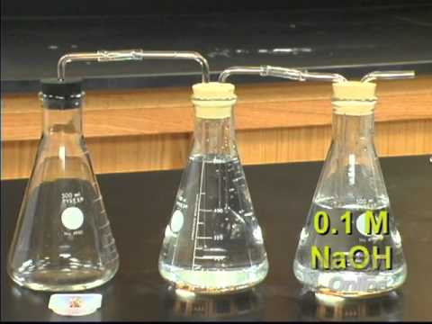 Introduction to Chapter 1 of the NCSSM Online Chemistry Course