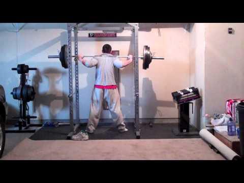 Squat Pyramid Workout