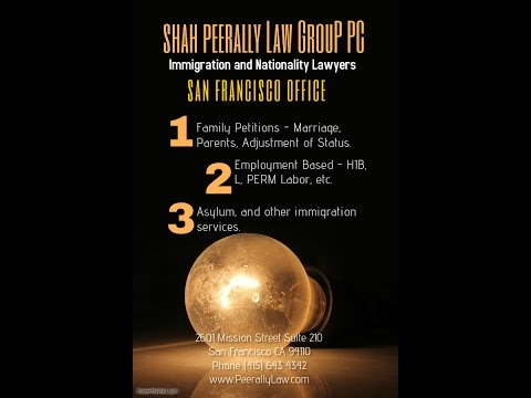 Immigration Law Show - Shah Peerally