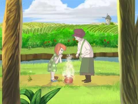 Волшебный горшочек - детская сказка