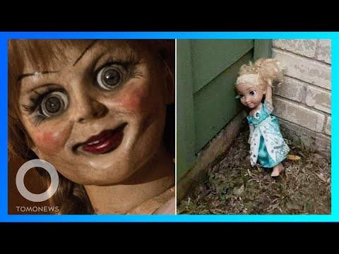 Boneka berhantu, sudah dibuang tapi bisa kembali sendiri - TomoNews