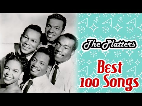 The Platters - Best 100 songs - Music Legends Book